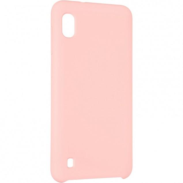 Original 99% Soft Matte Case for Samsung A105 (A10) Pink