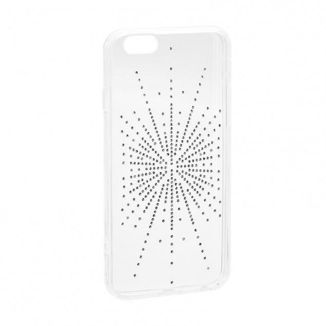 Diamond Silicon Younicou Samsung A205 (A20) Silver Shine