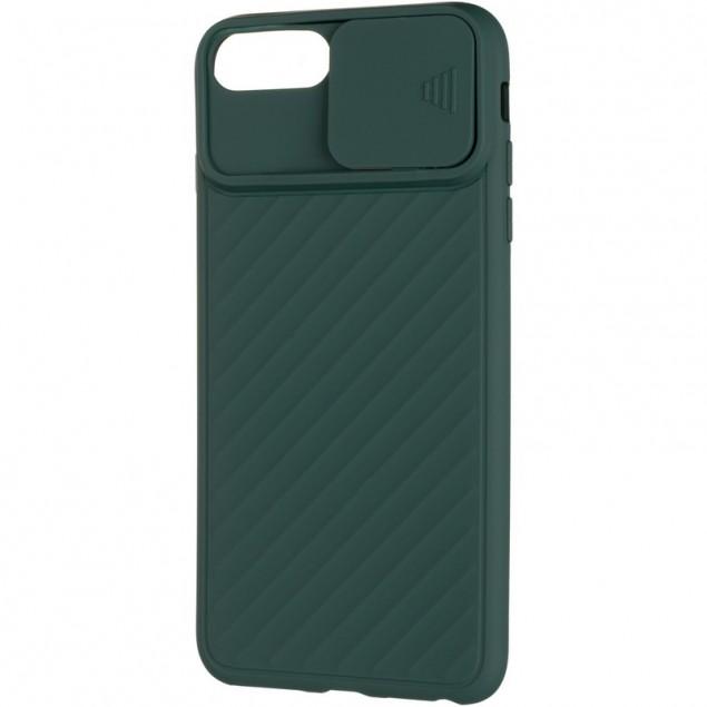 Carbon Camera Air Case for iPhone 7 Plus/8 Plus Green