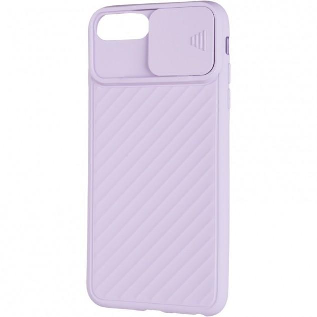 Carbon Camera Air Case for iPhone 7 Plus/8 Plus Violet