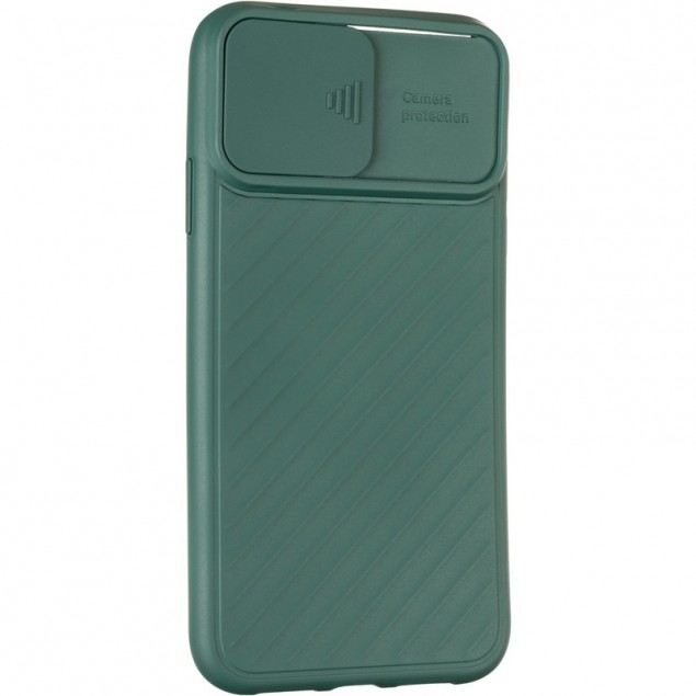 Carbon Camera Air Case for iPhone 11 Green