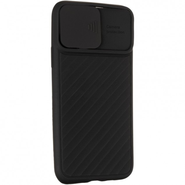 Carbon Camera Air Case for iPhone 11 Pro Black