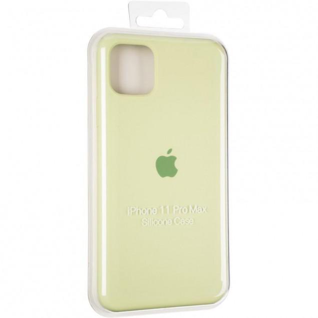 Original Full Soft Case for iPhone 11 Pro Max Avocado