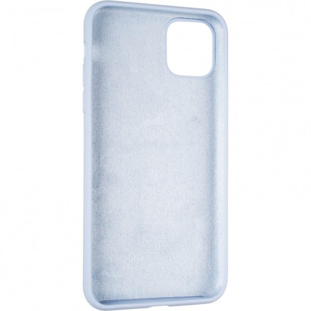 Original Full Soft Case for iPhone 11 Pro Max Lilac