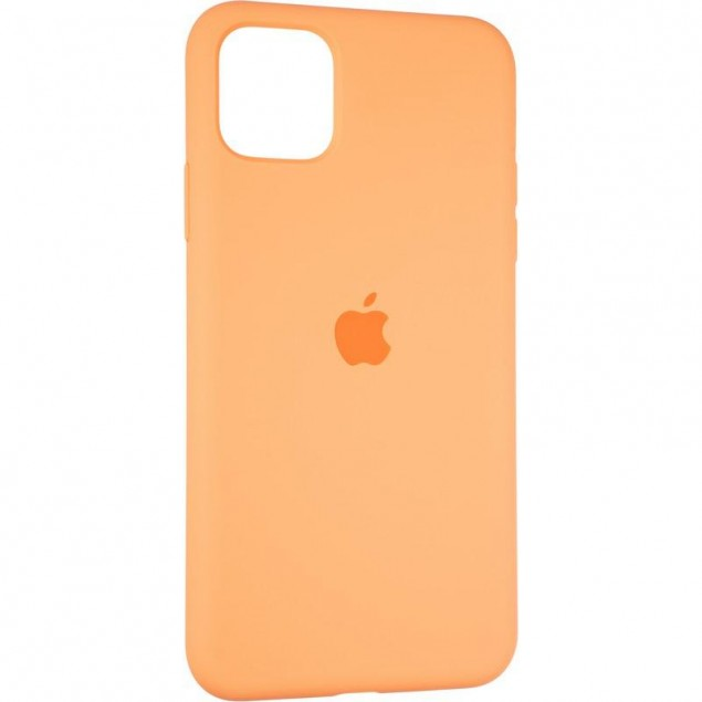 Original Full Soft Case for iPhone 11 Pro Max Papaya