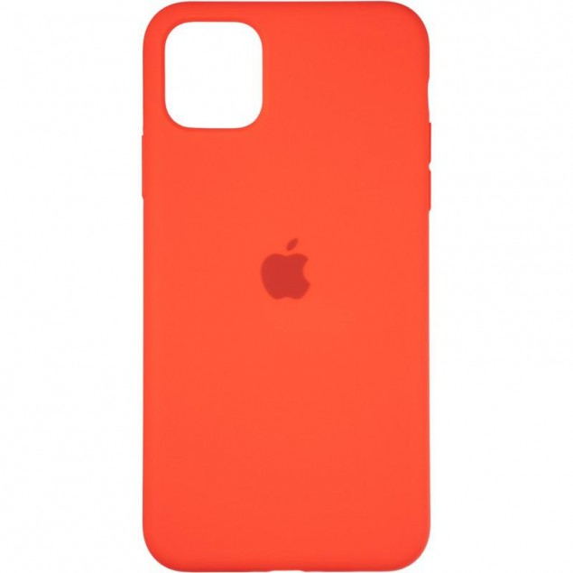 Original Full Soft Case for iPhone 11 Pro Max Red