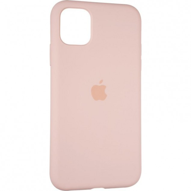 Original Full Soft Case for iPhone 11 Pink Sand