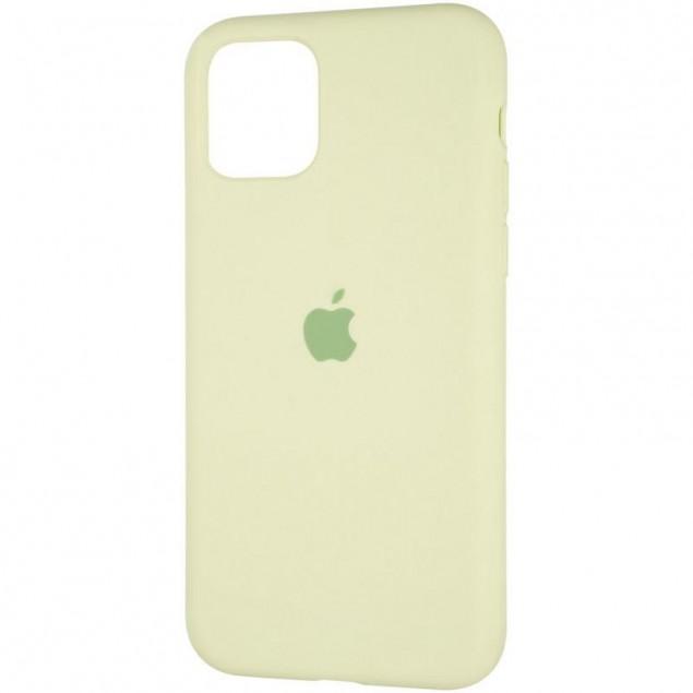 Original Full Soft Case for iPhone 11 Pro Avocado