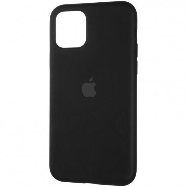 Original Full Soft Case for iPhone 11 Pro Black
