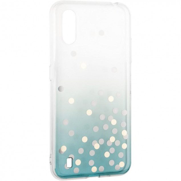 Crystal Shine Case for Samsung A015 (A01) Mint