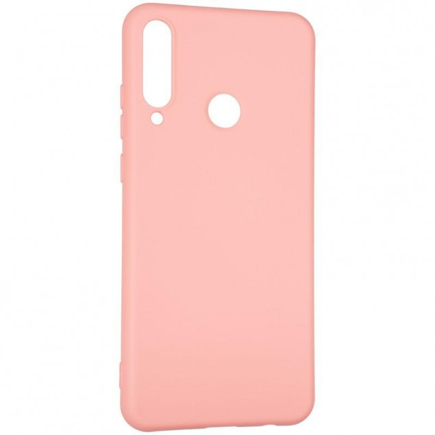 Full Soft Case for Huawei Y6P Pink