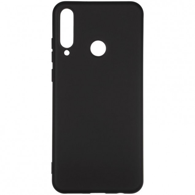 Full Soft Case for Huawei Y6P Black