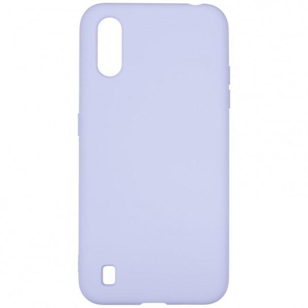 Full Soft Case for Samsung A015 (A01)/M015 (M01) Violet