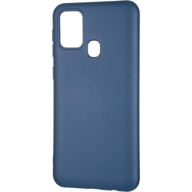 Full Soft Case for Samsung M315 (M31) Blue