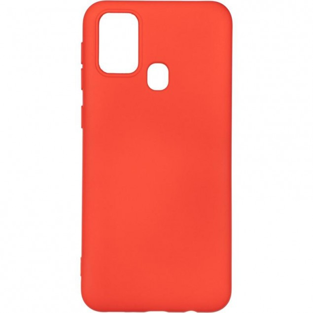 Full Soft Case for Samsung M315 (M31) Red
