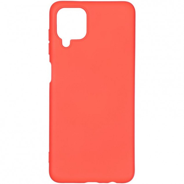 Full Soft Case for Samsung A125 (A12) Red