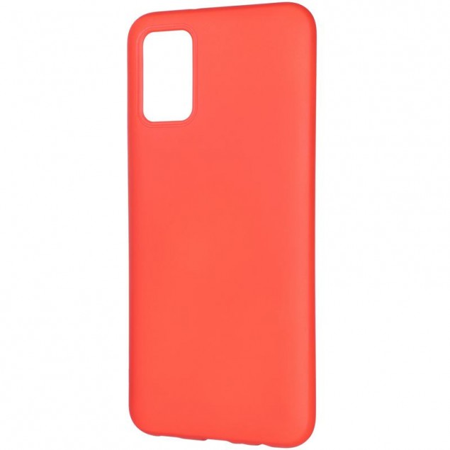 Full Soft Case for Samsung A025 (A02s) Red