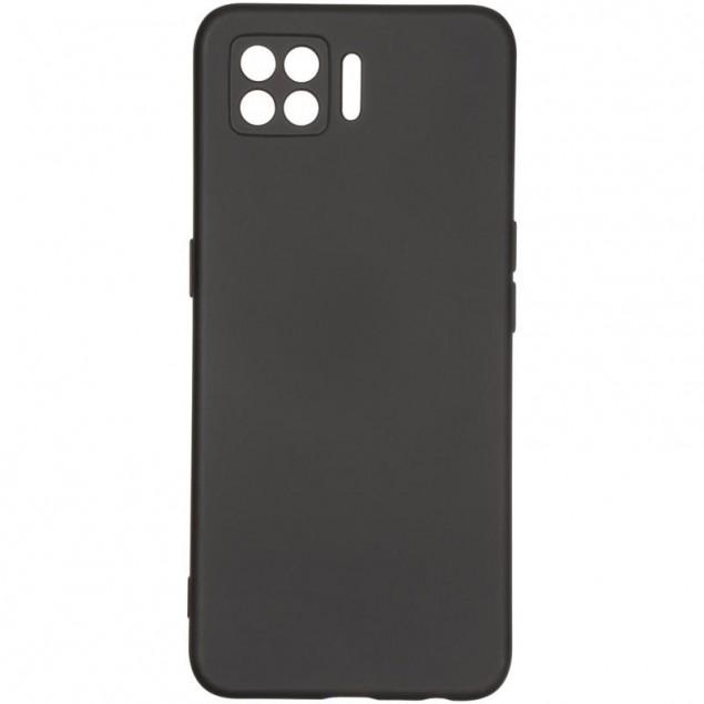 Full Soft Case for Oppo A73 Black