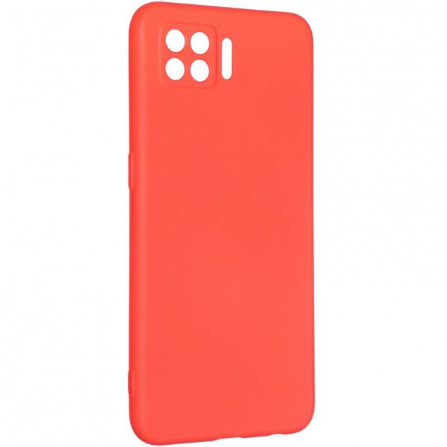 Full Soft Case for Oppo A73 Red