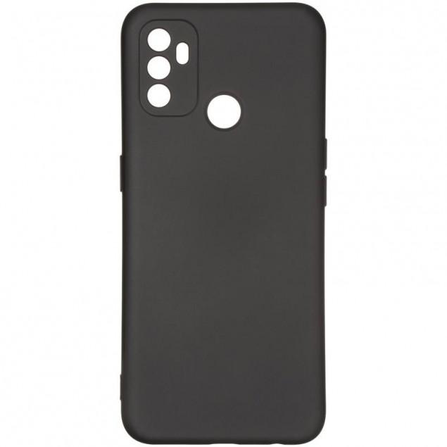 Full Soft Case for Oppo A32/A53 Black