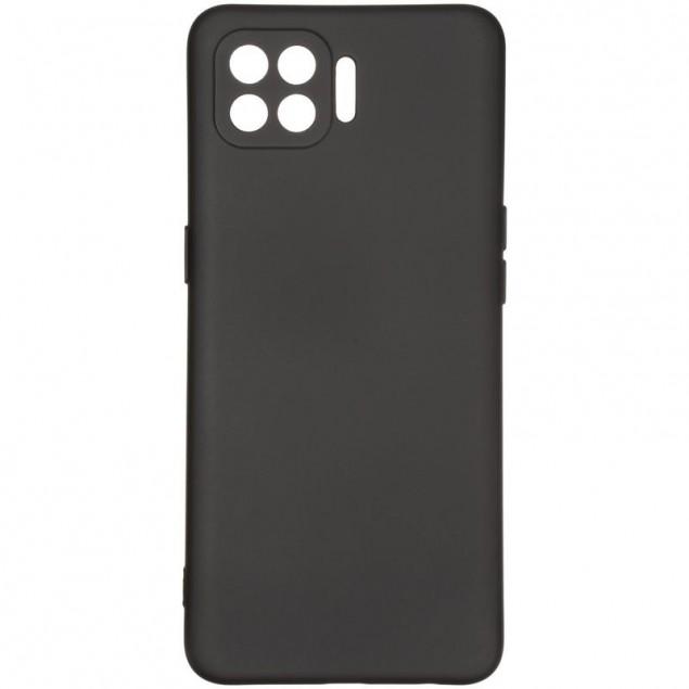 Full Soft Case for Oppo Reno 4 Lite/A93 Black