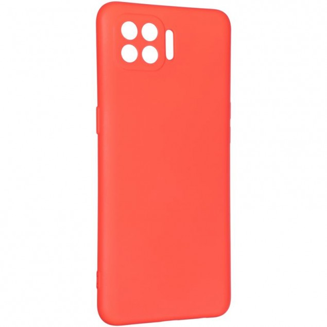 Full Soft Case for Oppo Reno 4 Lite/A93 Red