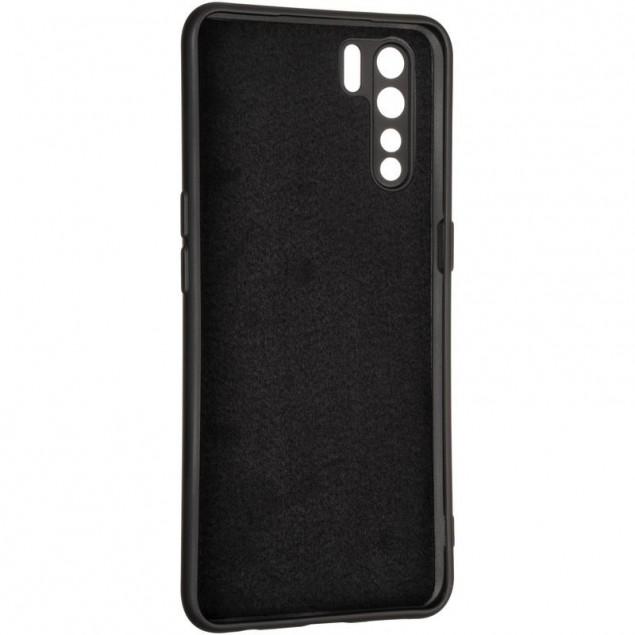 Full Soft Case for Oppo A91 Black