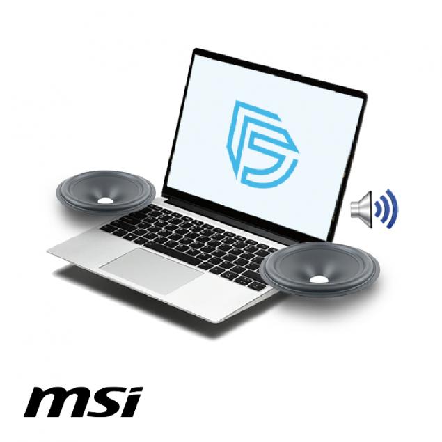Замена динамиков в ноутбуке MSI