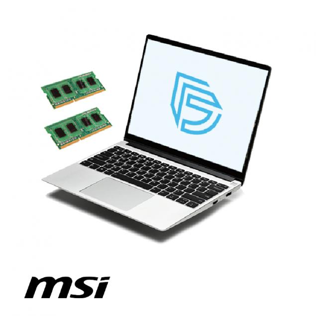 Замена оперативной памяти в ноутбуке MSI