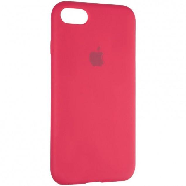 Original Full Soft Case for iPhone 7/8/SE Garnet