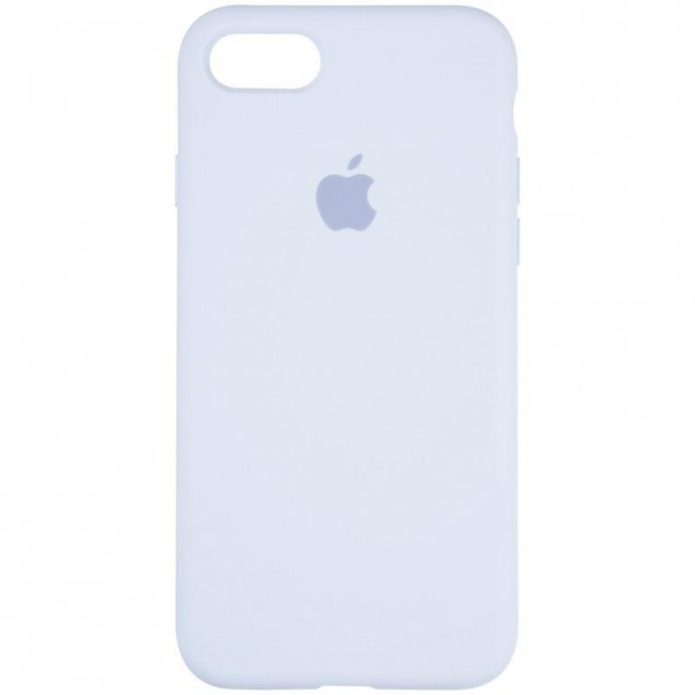 Original Full Soft Case for iPhone 7/8/SE Lilac