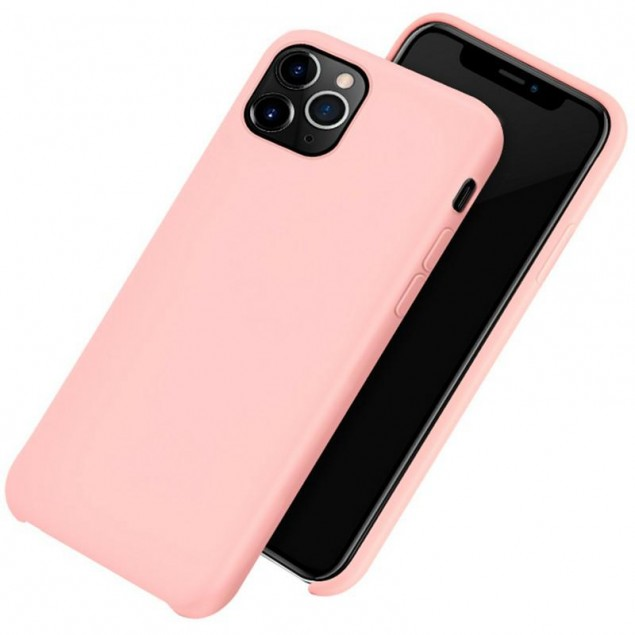 Hoco Pure Series Protective Case for iPhone 11 Pro Pink