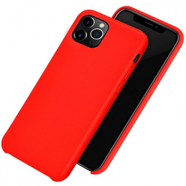 Hoco Pure Series Protective Case for iPhone 11 Pro Red