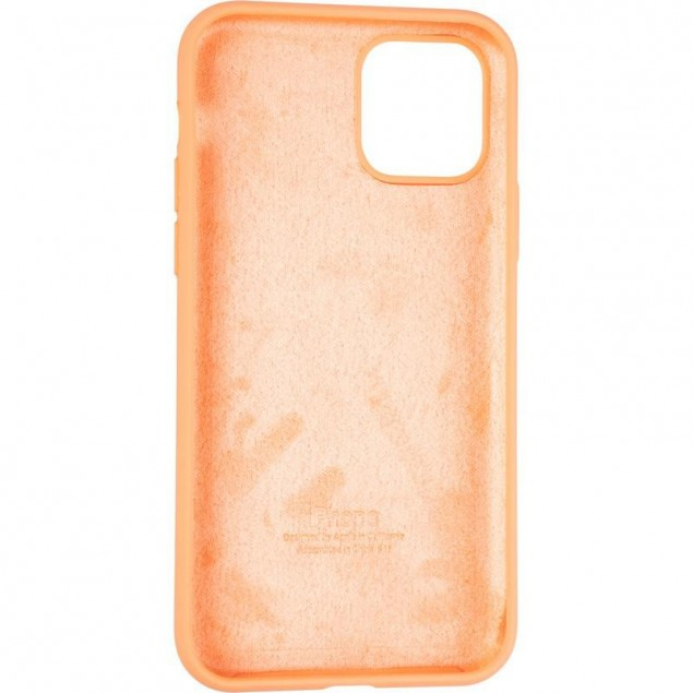 Original Full Soft Case for iPhone 11 Pro Papaya