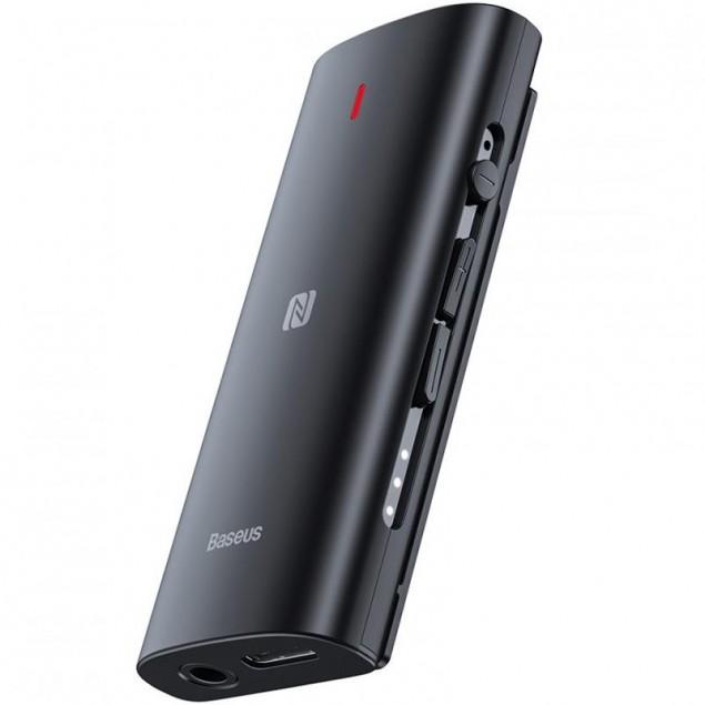 Bluetooth ресивер Baseus BA03 Immersive Virtual 3D (NGBA03-01) Black