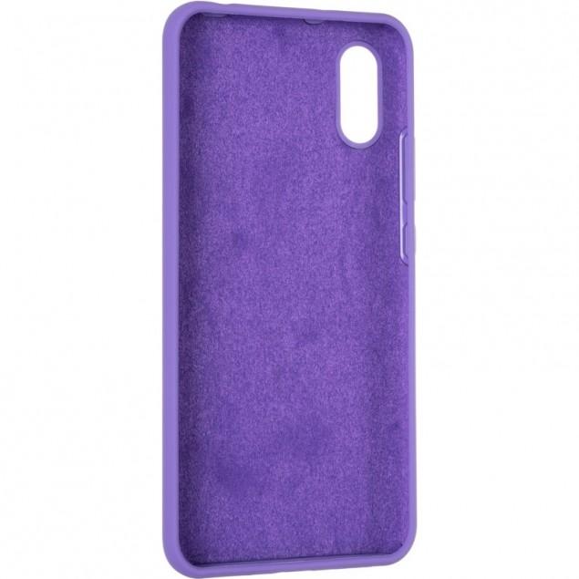 Original 99% Soft Matte Case for Xiaomi Redmi 9a Violet