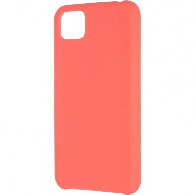 Original 99% Soft Matte Case for Huawei Y5P Rose Red