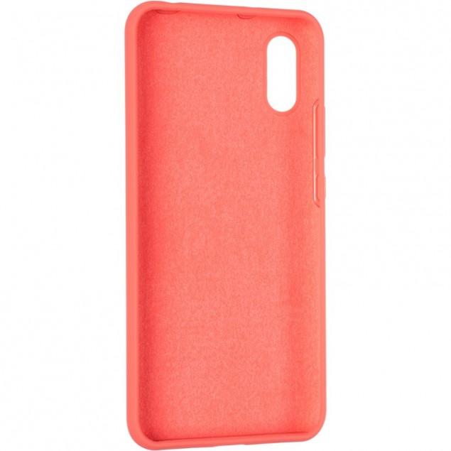 Original 99% Soft Matte Case for Xiaomi Redmi 9a Rose Red