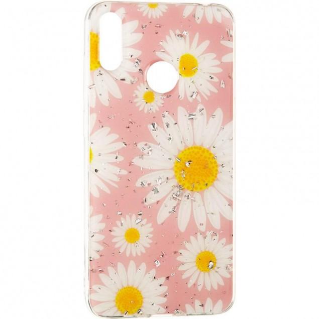 Deep Shine Flowers Case for Samsung M205 (M20) Chamomile