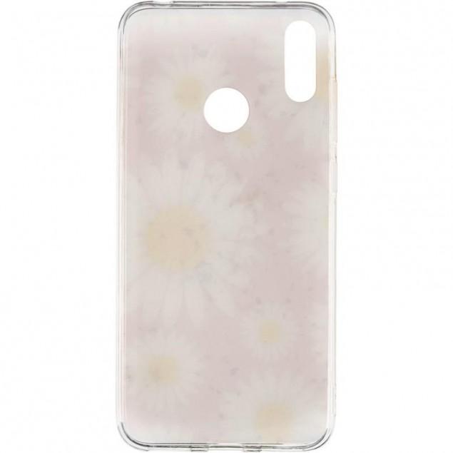 Deep Shine Flowers Case for Xiaomi Redmi 7 Chamomile