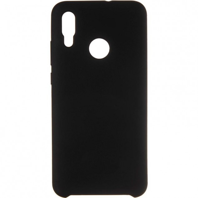 Original 99% Soft Matte Case for Huawei P Smart (2019) Black