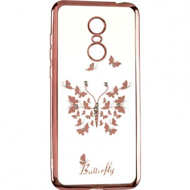 Beckberg Breathe seria (New) for Xiaomi Redmi 5 Plus Butterfly