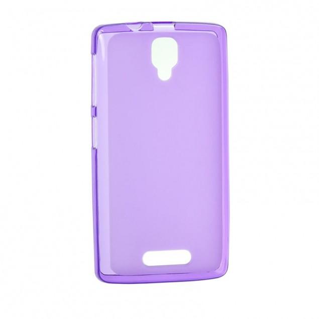 Original Silicon Case Huawei Y5 (2018) Violet