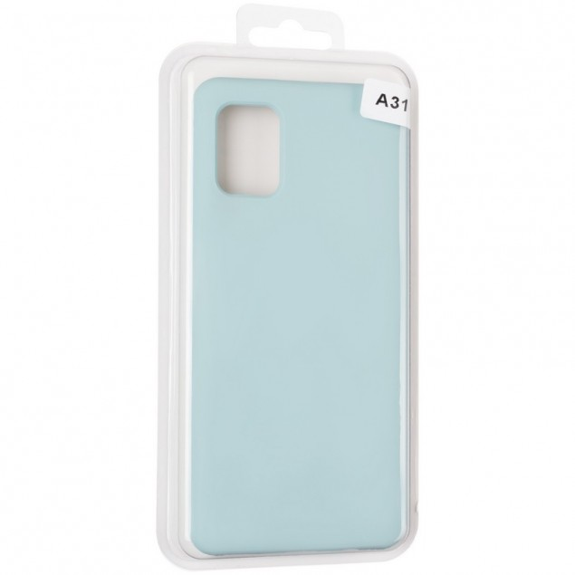 Original 99% Soft Matte Case for Samsung A315 (A31) Mint