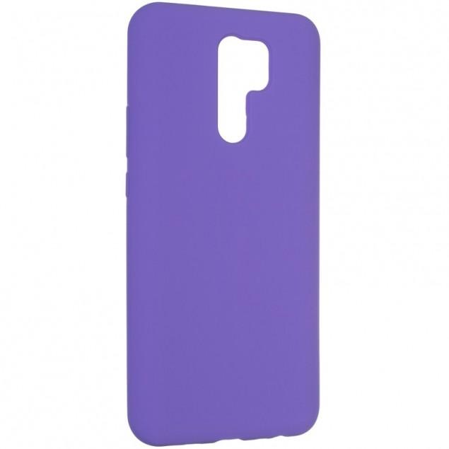 Original 99% Soft Matte Case for Xiaomi Redmi 9 Violet