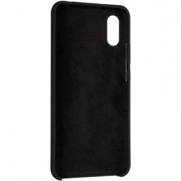 Original 99% Soft Matte Case for Xiaomi Redmi 9a Black