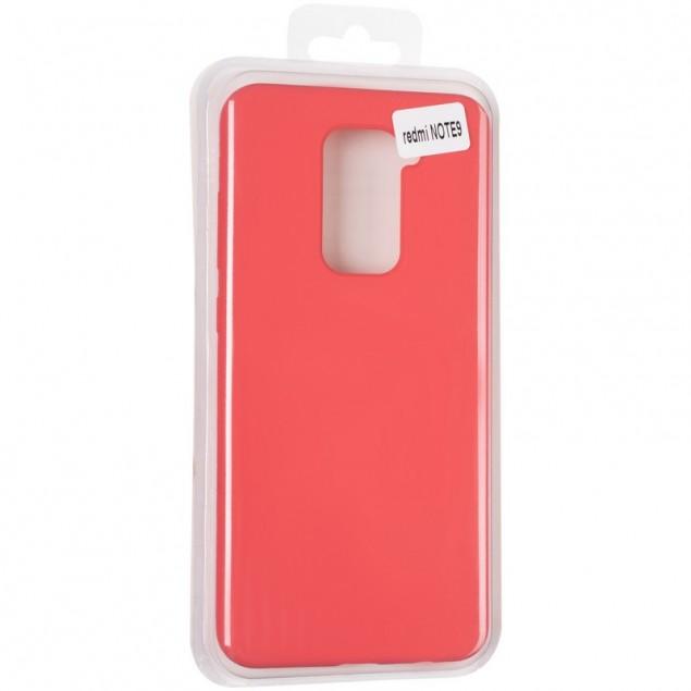 Original 99% Soft Matte Case for Xiaomi Redmi Note 9 Red