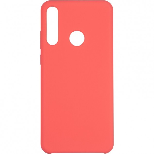 Original 99% Soft Matte Case for Huawei Y6P Rose Red