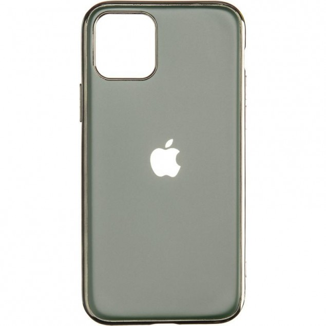 Anyland Matte Case for iPhone 11 Pro Max Green