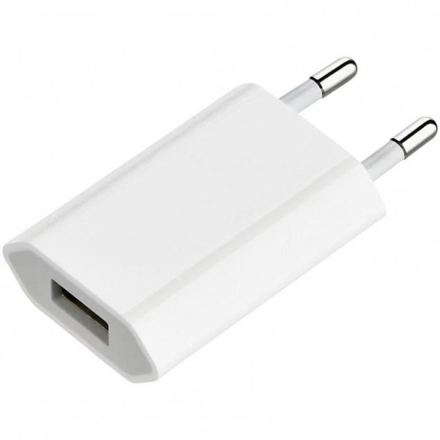 99% Original Charger for iPhone 5 (MD813ZM/A) (тех.пак)